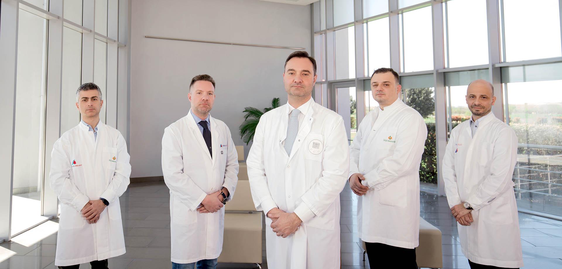Thorax Heart Καρδιοθωρακοχειρουργική ομάδα